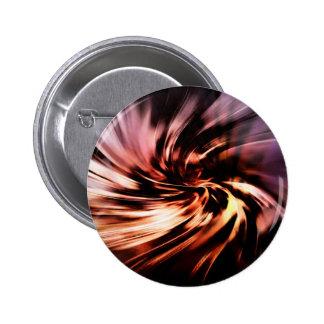Hallo Happiness Design Pinback Button