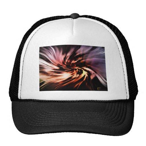 Hallo Happiness Design Trucker Hat
