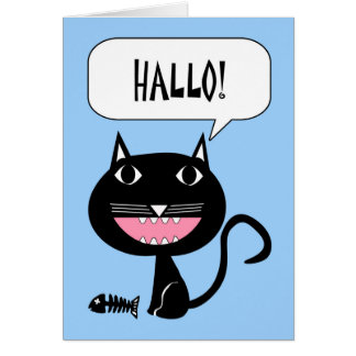 Image result for hallo and cat
