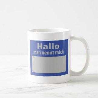 hallo man nennt mich icon mug