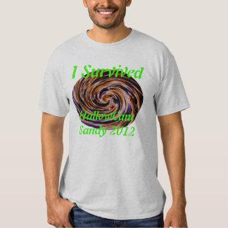 HallowCane Sandy 2012 Survivor! T-Shirt