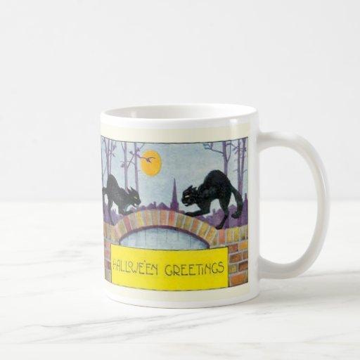 Hallowe'en Greetings Mug