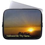 Hallowed Be Thy Name Laptop Computer Sleeve