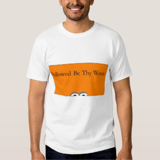 Hallowed Be Thy Ween Shirt