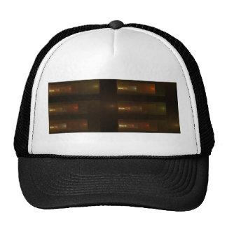 Hallowed Halls Abstract Art Trucker Hat