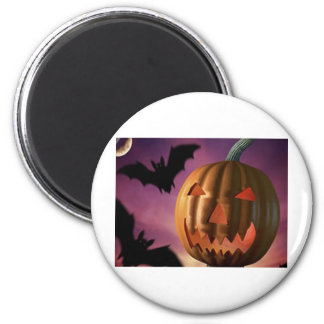 hallowee Items 2 Inch Round Magnet