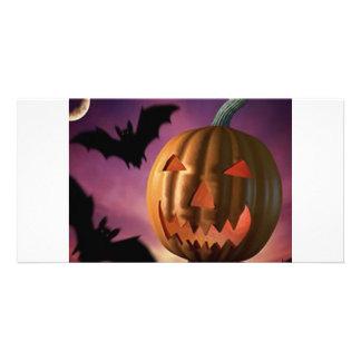 hallowee Items Photo Greeting Card