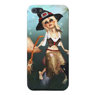 Hallowee -Mate with witch iPhone SE/5/5s Case