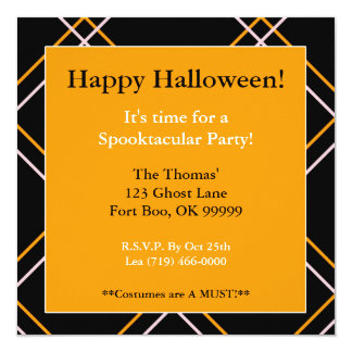halloween6, Happy Halloween!, It's time for a S... Card