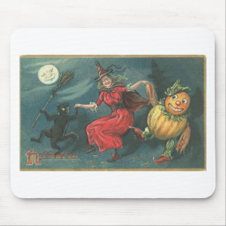 HALLOWEEN-15 MOUSE PAD