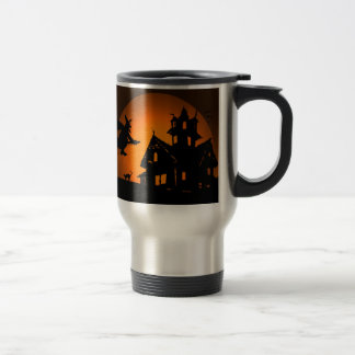Halloween 15 Oz Stainless Steel Travel Mug