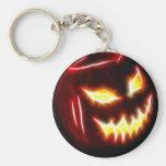 Halloween 1.1 - No Text Basic Round Button Keychain