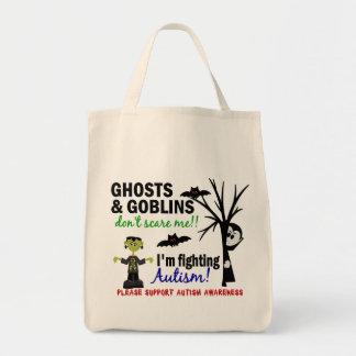 Halloween 1 Autism Bag