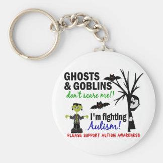 Halloween 1 Autism Keychains