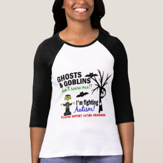 Halloween 1 Autism T-shirts