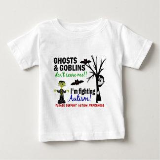Halloween 1 autismo playeras