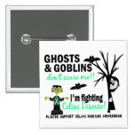 Halloween 1 Celiac Disease Warrior Pins