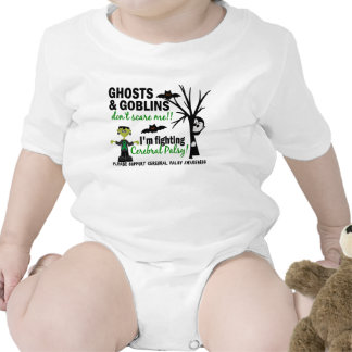 Halloween 1 Cerebral Palsy Warrior Tee Shirts