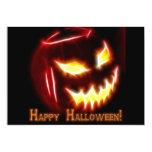 Halloween 1 con la invitación del texto invitación 12,7 x 17,8 cm
