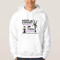 Halloween 1 Crohn's Disease Warrior Hoodie