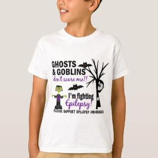 Halloween 1 Epilepsy Warrior T-Shirt