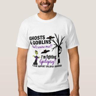 Halloween 1 Epilepsy Warrior T-shirts
