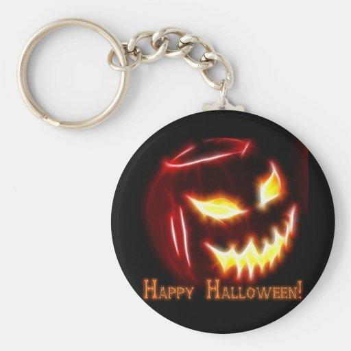 Halloween 1 - ¡Feliz Halloween! Llavero Personalizado