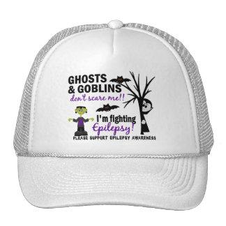 Halloween 1 guerrero de la epilepsia gorras de camionero