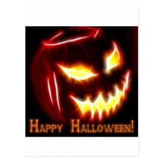 Halloween 1 - Happy Halloween! Postcard