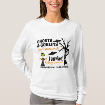 Halloween 1 Kidney Cancer Survivor T-Shirt