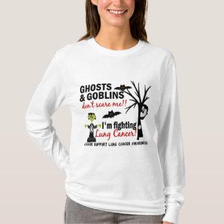 Halloween 1 Lung Cancer Warrior T-Shirt