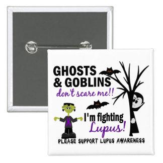 Halloween 1 Lupus Warrior Pinback Button