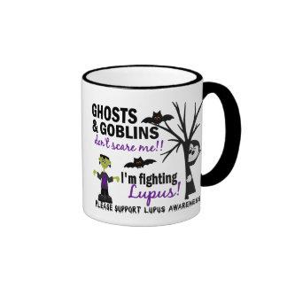 Halloween 1 Lupus Warrior Ringer Coffee Mug