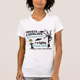 Halloween 1 Ovarian Cancer Warrior T-Shirt