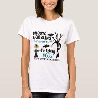 Halloween 1 PCOS Warrior T-Shirt