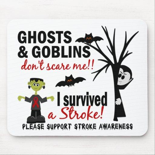 Halloween 1 Stroke Survivor Mouse Pad