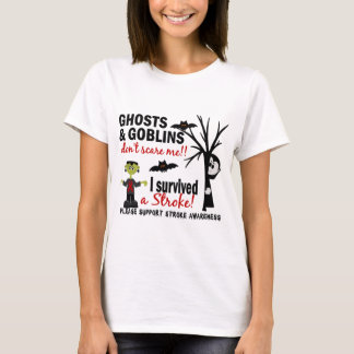 Halloween 1 Stroke Survivor T-Shirt