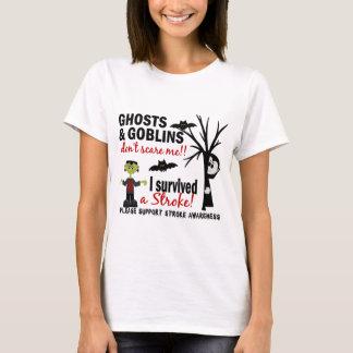 Halloween 1 Stroke Survivor T-Shirt