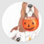 Halloween 2005 pegatina redonda