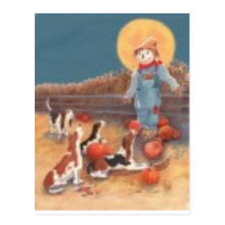 halloween 2007 postcard