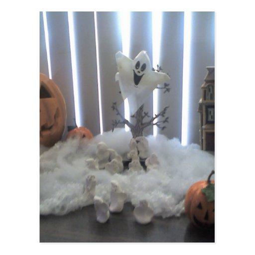 halloween 2009 post cards