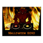 Halloween 2010 tarjeta postal