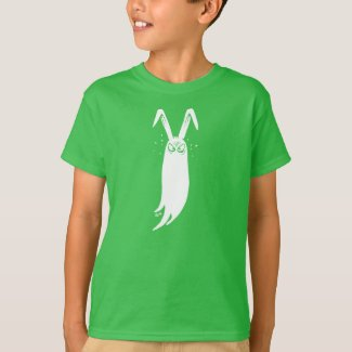 Halloween 2018 - Rabbit Ghost T-Shirt