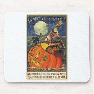 HALLOWEEN-24 MOUSE PAD