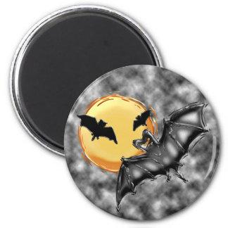 Halloween #2 2 inch round magnet