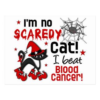 Halloween 2 Blood Cancer Survivor Postcard