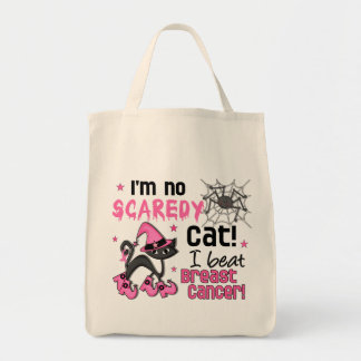 Halloween 2 Breast Cancer Survivor Bag