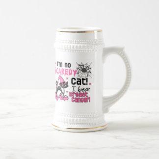 Halloween 2 Breast Cancer Survivor Mug