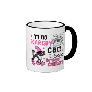 Halloween 2 Breast Cancer Survivor Coffee Mug