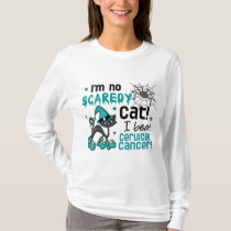 Halloween 2 Cervical Cancer Survivor T-Shirt